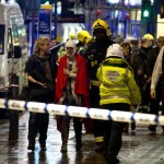 Britain Theater Collapse