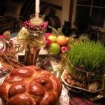 Običaji na Badnji dan, veče i Božić