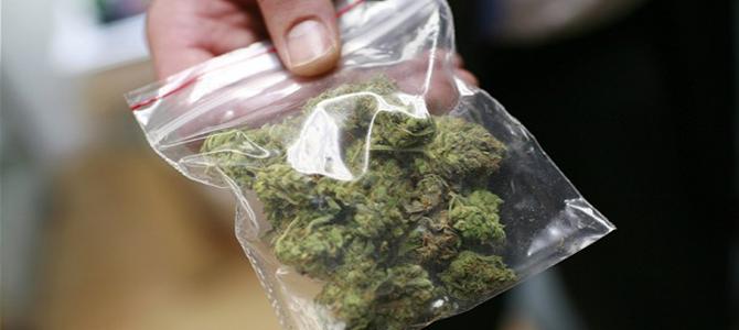 Photo of Negotin: Policija kod dvadesettrogodišnje devojke na ulici pronašla dva paketića marihuana