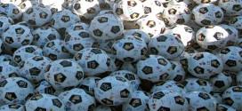 Lopte na dar Opštinskom fudbalskom savezu Zaječar