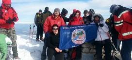Zaječarski planinari učesnici zimskog pohoda na najviši vrh Suve planine – Trem