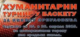 Zaječar: Humanitarni turnir u basketu