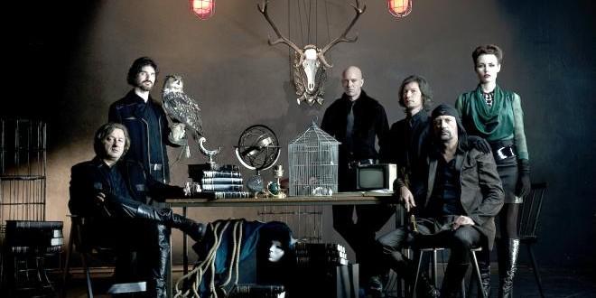 Laibach nastupa na 49. Gitarijadi