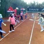 "TK ""Euroclub"": Počeo upis dece u besplatnu školu tenisa"