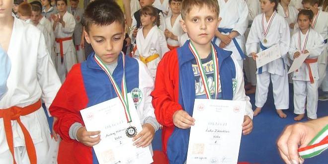 Zaječarski karatisti se okitili medaljama u Mađarskoj