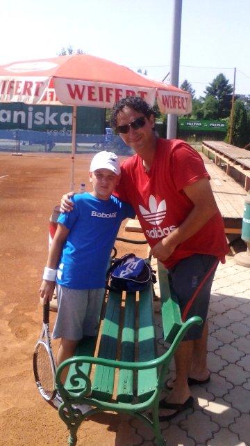 Photo of Tenis: Bronza za Danila Jovanovića