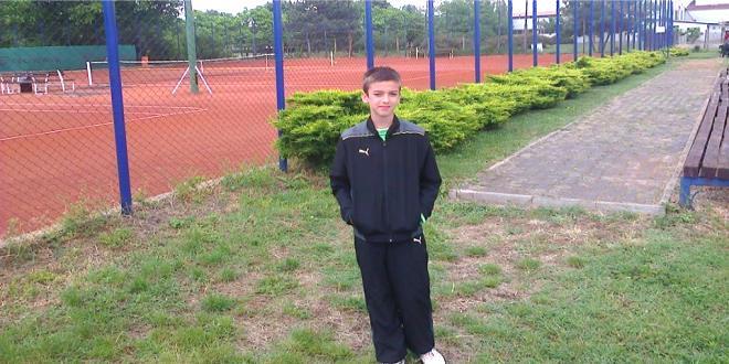 Photo of Tenis: Petar Jovanović  drugi na turniru u Nišu