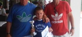 Još jedna pobeda mladog tenisera