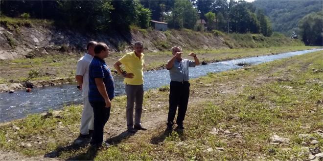 Gamzigradska banja: U završnoj fazi radovi na uredjenju korita Crnog Timoka