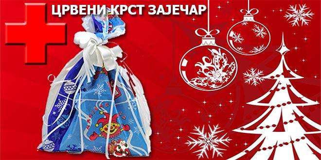 """Predstava """"Ko je pravi Deda Mraz?"""" za paketiće dece korisnika narodne kuhinje u Zaječaru"""