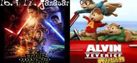 Star Wars i Alvin i veverice na velikom platnu u zaječarskom pozorištu