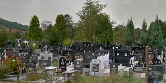 Počela dostava predračuna za zakup grobnih mesta za 2017.