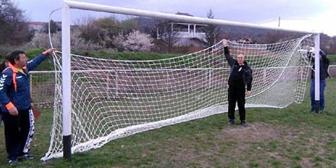 Negotin: Sportska oprema za 18 klubova