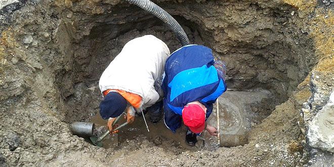 KVAR NA VODOVODNOJ MREŽI -Pojedini delovi Zaječara danas bez vode