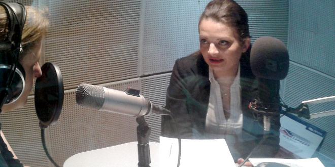 Intervju: Kandidat za narodnog poslanika – Katarina Golubović  (Republikanska stranka -Nikola Sandulović) /audio/