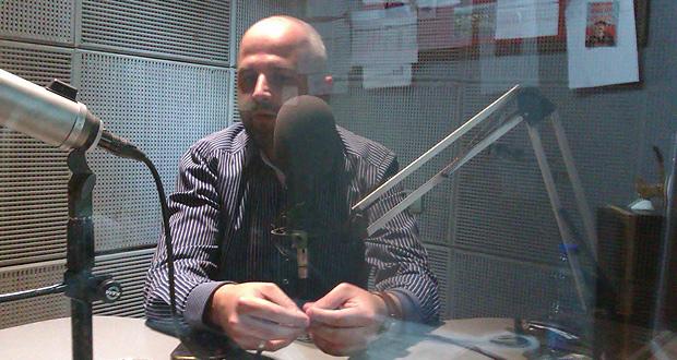 Intervju: Kandidat za narodnog poslanika – Miloš Stojadinović (Za pravednu Srbiju – Demokratska stranka) /audio/