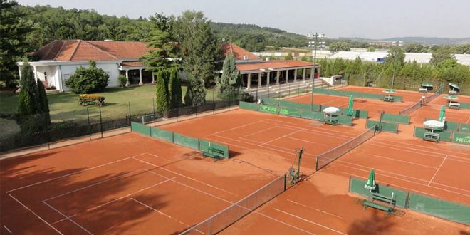 Teniski Klub Euroclub Zaječar: 1. maja tradicionalni rekreativni teniski turnir