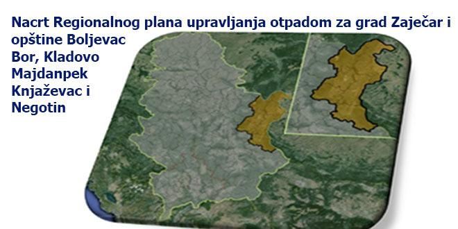 Photo of Nacrt Regionalnog plana upravljanja otpadom stavljen na javni uvid