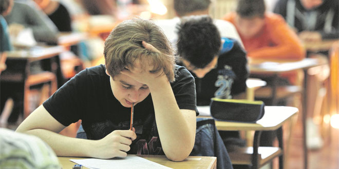 MALA MATURA: Drugog dana polaganja osmaci rešavaju zadatke iz matematike
