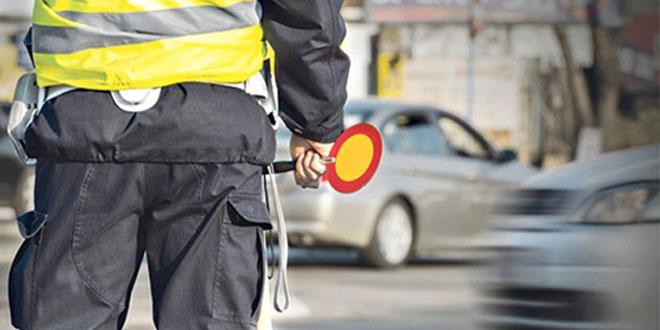 UDARIO DVOJICU POLICAJACA A POTOM POBEGAO