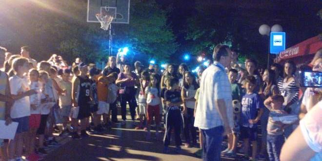 U Boru završen 11. turnir u uličnom basketu