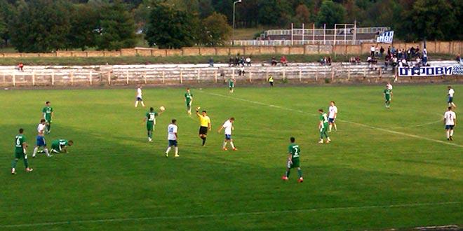 Fudbal: Timok i Radan bez golova