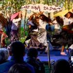 "Teatar Geto iz Gračanice oduševio mališane -Večeras završno veče festivala ""Art zona za sve"""