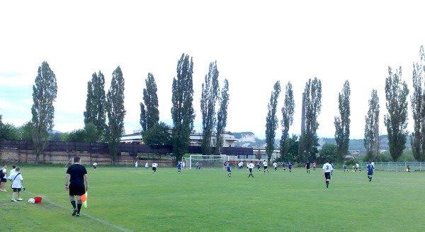 Fudbaleri OFK Bor na svom terenu igrali protiv Timočanina