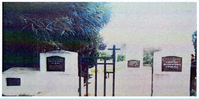 "Izložba fotografija ""Srpsko vojno groblje Deli Ibrahim"" u Radul begovom konaku"