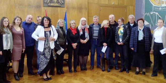 Photo of Uručene jubilarne nagrade zaposlenima u Opštinskoj upravi Bor