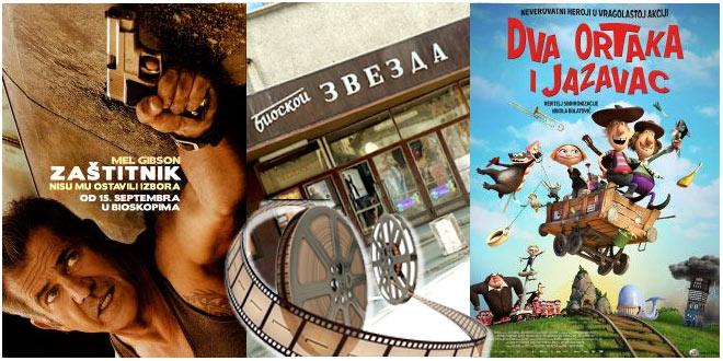 Hit filmovi u bioskopu Zvezda