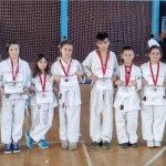 Medalje za zaječarske Zmajeve na Internacionalnom turniru u Leskovcu