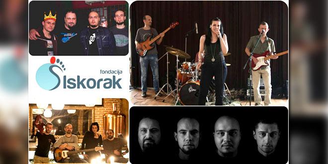 Još jedna humanitarna akcija za pomoć Saneli -Sevdah metal bend i Madicine band u Omladinskom centru