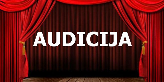 Audicija za osnovce i srednjoškolce u zaječarskom pozorištu!