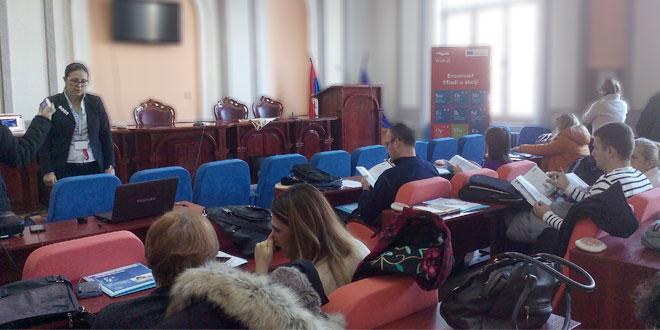 Zaječar: Fondacija Tempus predstavila projekat Evropske Unije za mlade
