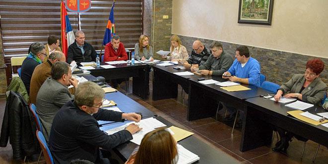 Zaječar: Gradsko veće o četvrtom dopunskom budžetu za 2016, o budžetu za 2017, o etičkom kodeksu ponašanja funkcionera…