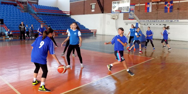 U Zaječaru završeno opštinsko takmičenje u košarci