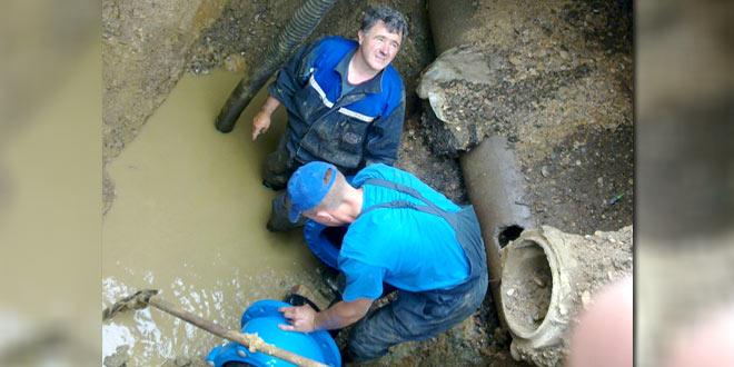 Zaječar: U Kotlujevcu kvar na vodovodnoj mreži- EVO KADA STIŽE VODA