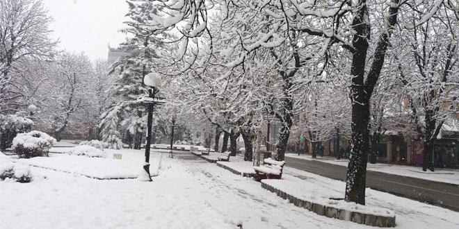 STIGLA ZIMA: Prvi sneg u Timočkoj krajini!