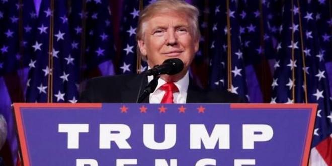 Donald Tramp je predsednik  Sjedinjenih Američkih Država!