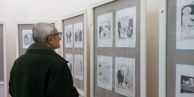 """Istorijski arhiv Zaječar: Otvorena Izložba """"Nikola Pašić i savremenici kroz karikaturu"""""""