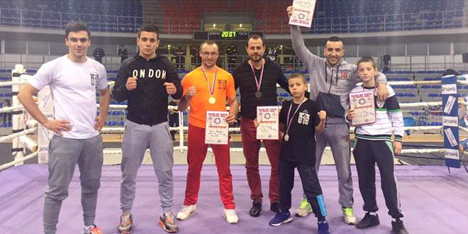 Uspešni zaječarski kik bokseri na Balkan best fighters turniru: 3 zlata, 1 srebro i 1 bronza