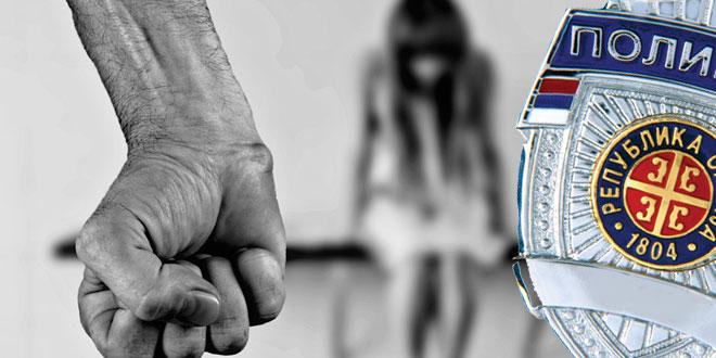 Negotin: Vređao suprugu i maloletno dete pa napao i policijske službenike