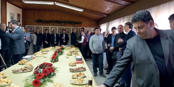 Novogodišnji prijem u Zaječarskom upravnom okrugu