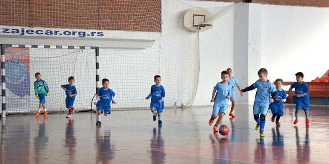 Novogodišnji turnir u malom fudbalu: Evo rezultata i rasporeda za utorak