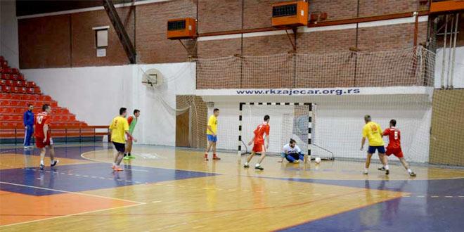Sedmi dan Novogodišnjeg turnira u malom fudbalu