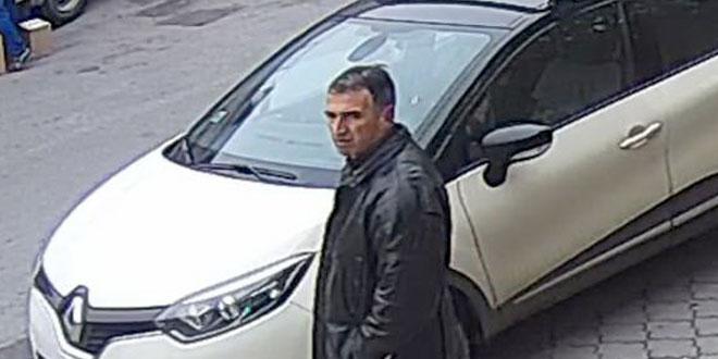 Policija traga za ovim čovekom -Da li ste ga videli?