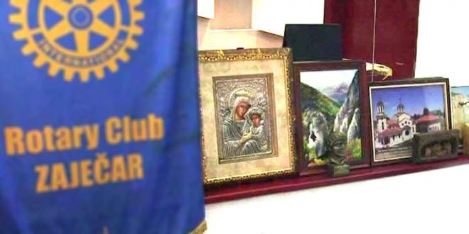 Rotari klub Zaječar obeležava Svetog Nikolaja Velimirovića -TABLETI ZA NAJBOLJE ZAJEČARSKE MATURANTE