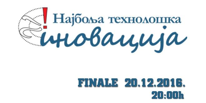 "Večeras finale Tehnološke inovacije: TIM ""ECO AQUA"" IZ RUDNIKA VRŠKA ČUKA BORI SE ZA I MESTO!"