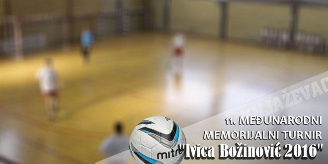 """Knjaževac: Sutra Međunarodni memorijalni turnir u malom fudbalu """"Ivica Božinović 2016″"""